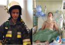 Mała Zosia i strażak Kuba otrzymali pomoc od druhów z OSP Mała Wieś