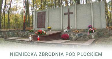 Niemiecka zbrodnia pod Płockiem