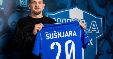Luka Šušnjara piłkarzem Wisły Płock