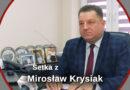 Setka z… Mirosław Krysiak /Wójt Gminy Nowy Duninów/