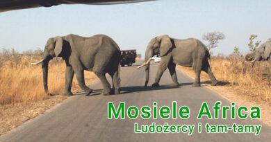 Mosiele Africa #7 Ludożercy i tam-tamy