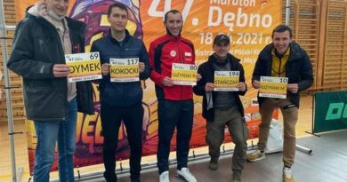 Płocczanie wśród najlepszych maratończyków Polski