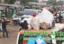 Mosiele Africa #10 – Matatu – Afryka w pigułce