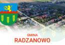 Inwestycje w Gminie Radzanowo